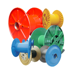 Inosym Plastic and Steel Reels