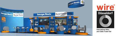Inosym Reels at wire 2014